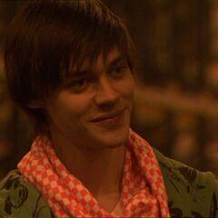 Tom Payne como Spencer en <i>Skins</i>