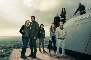 Fear The Walking Dead Cast S2
