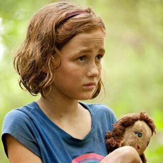 Madison Lintz en el episodio