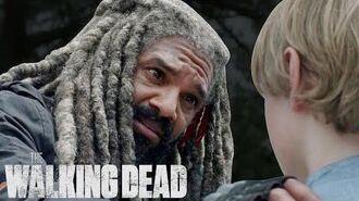 """THE WALKING DEAD 10x14 """"Ezekiel Says Goodbye To Jerry"""" Sneak Peek HD"""