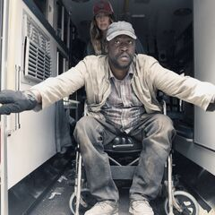 Daryl Mitchell en el episodio