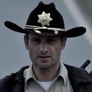 Sombrero de Rick Grimes  cafd61cc1d1