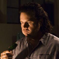 Josh McDermitt en el episodio