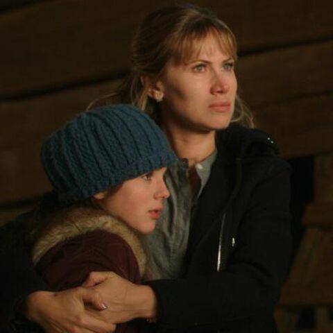 Alexa Nisenson como <i>Shelly</i> en <i>Orphan Horse</i>.