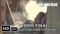 The Walking Dead Temporada 8 Capitulo 8 Promo Subtitulado Español 8x08 (Mid-Season Finale 2017)