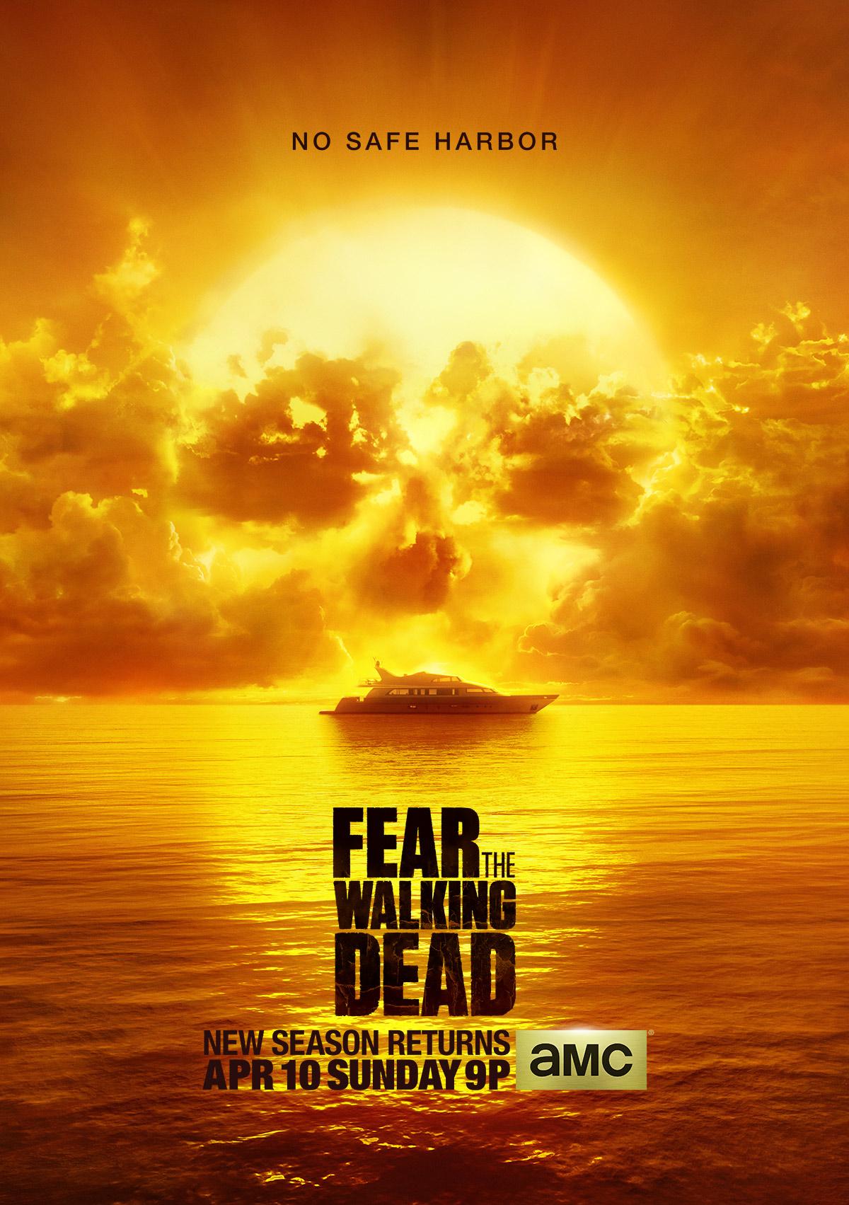 Wann Kommt Fear The Walking Dead Staffel 2