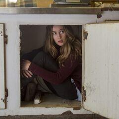 Alycia Debnam-Carey en el episodio