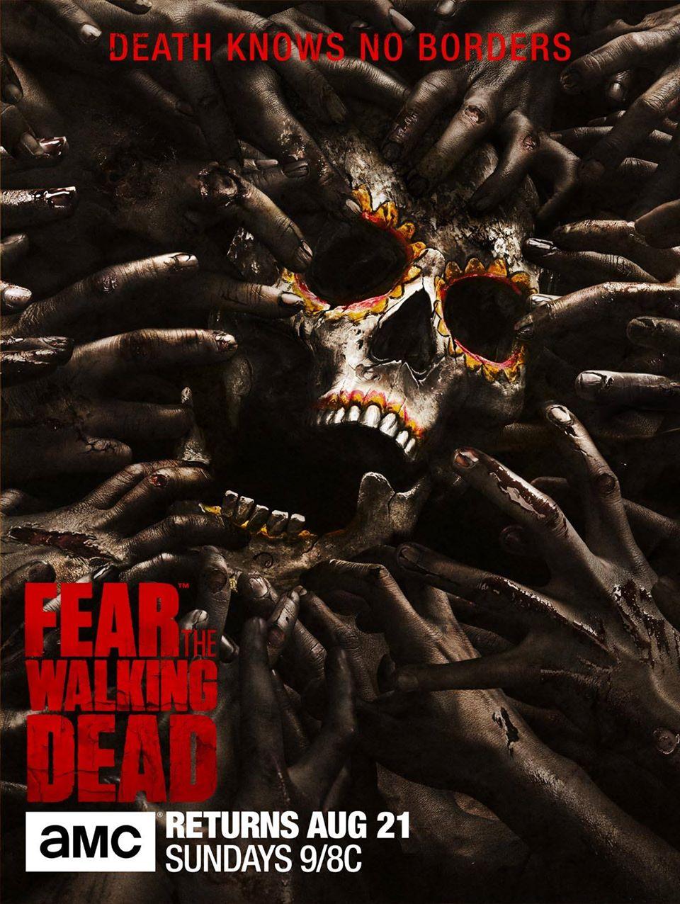 Temporada 2 Fear The Walking Dead The Walking Dead Wiki