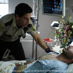 Jon Bernthal en el episodio