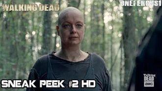 """The Walking Dead 10x14 """"Alpha Meets Carol"""" Sneak Peek 2 Season 10 Episode 14 HD Look At the Flowers"""