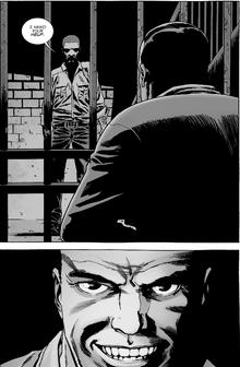 Rick nesesita la ayuda de Negan