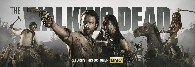 Imagen - Walking-Dead-Season-4-Poste.jpg | The Walking Dead Wiki ...