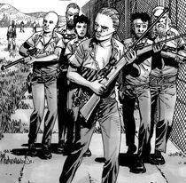 Andrea prison survivors