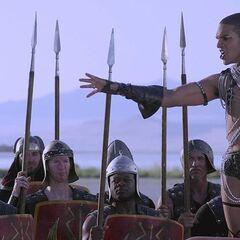 Khary Payton como <i>King Erotic</i> en <i>The Legend of Awesomest Maximus</i>.