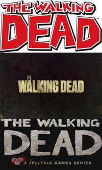Walking Dead Logos