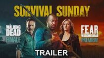 "The Walking Dead & Fear The Walking Dead ""Survival Sunday"" Crossover Trailer Subtitulado"