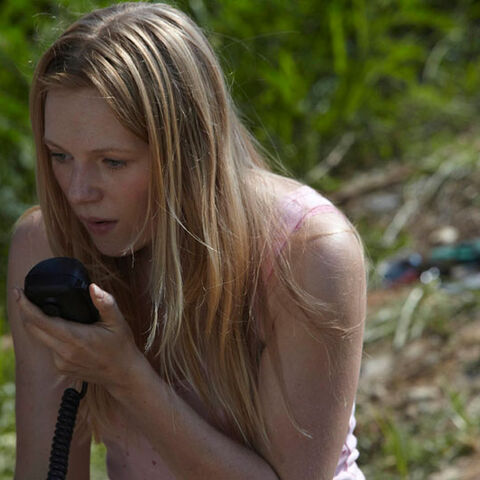 Emma Bell en el episodio