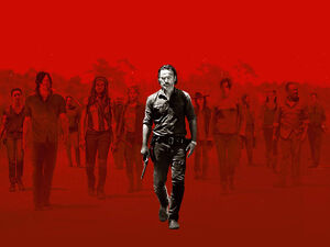 Walking Dead Cast Season 7