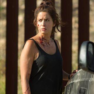 Mercedes Mason en el episodio