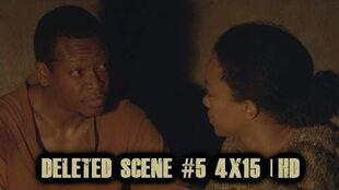 The Walking Dead Season 4 Blu Ray Deleted Scene 5 of 5 4x15 Us