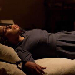 Alycia Debnam-Carey como <i>Mary</i> en <i>Where the Devil Hides</i>.