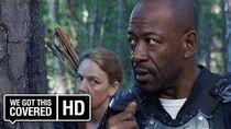 """THE WALKING DEAD 8x02 """"The Damned"""" Sneak Peek HD Andrew Lincoln, Jeffrey Dean Morgan"""