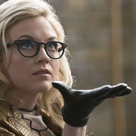 Emily Kinney como <i>Brie Larvan</i> en <i>The Flash.</i>