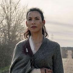 Danay García en el episodio