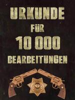 Urkunde 10000
