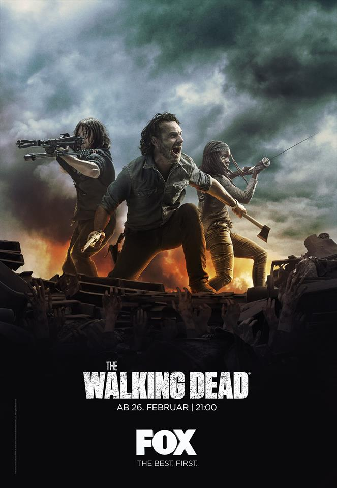 The Walking Dead Staffel 8 Free Tv