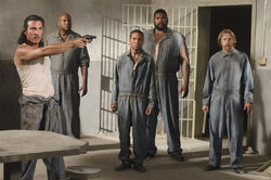 Gefängnis Überlebende