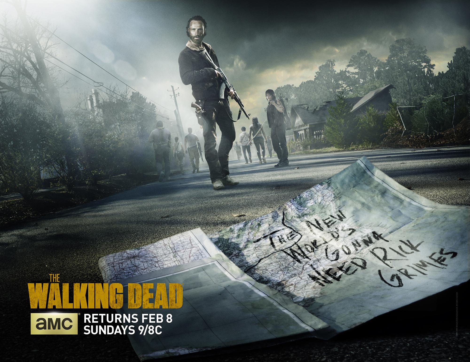 The Walking Dead Staffel 5 Tv Start