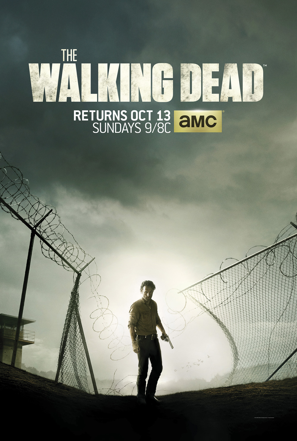 walking dead staffel 5 start deutschland