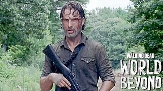 The Walking Dead World Beyond 3 Circles Teaser
