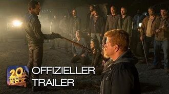 The Walking Dead Season 7 Trailer Blu-ray, DVD & Download Deutsch HD FSK 16
