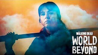 The Walking Dead World Beyond New World Teaser