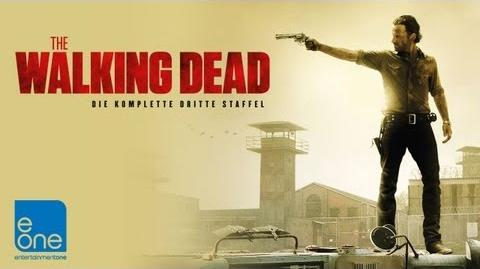 The Walking Dead Staffel 3 - Trailer Deutsch