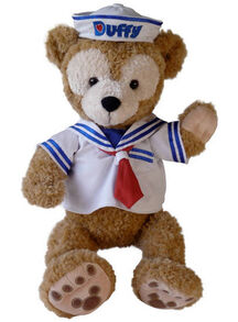 Duffy the disney bear toy-1-