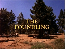 The Foundling title