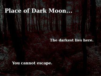 Place of Dark Moon