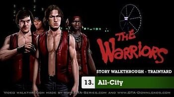 The Warriors - Mission 13 - All-City