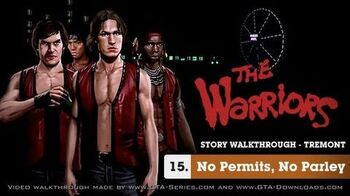 The Warriors - Mission 15 - No Permits, No Parley