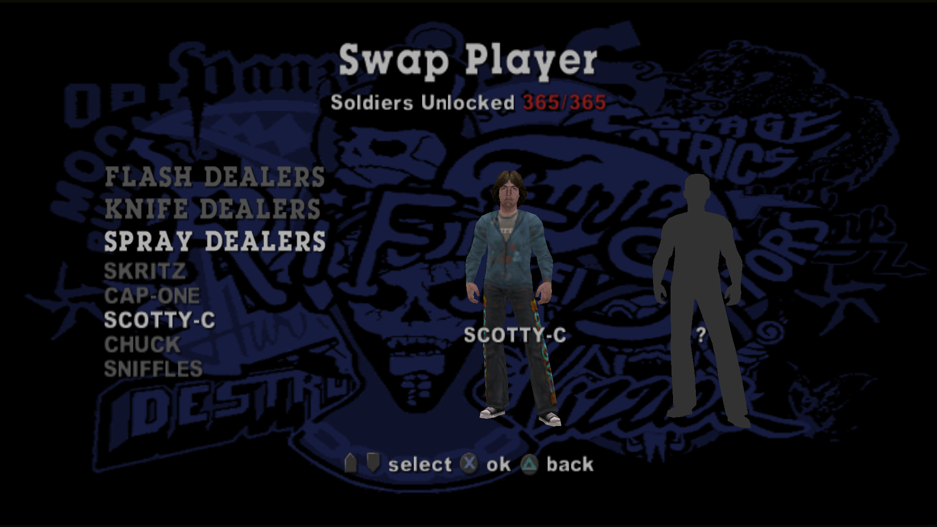 Category:Spray Dealers | The Warriors | FANDOM powered by Wikia