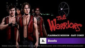 The Warriors - Flashback Mission A - Roots