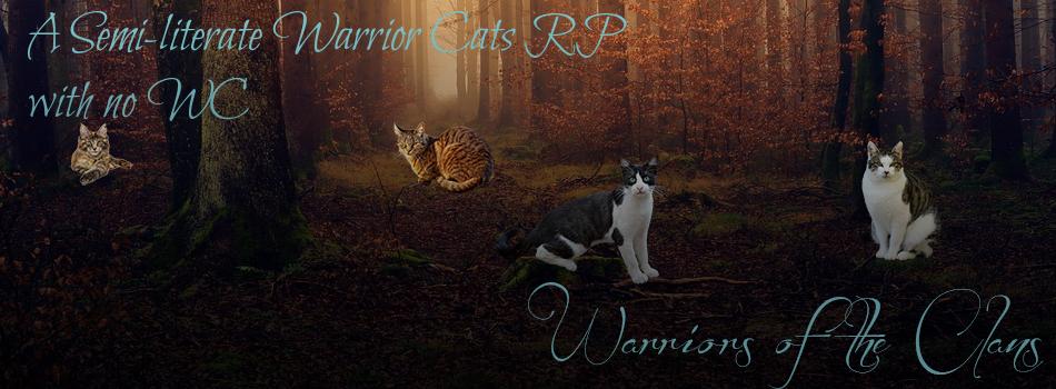 Warriors of the Clans Wiki | FANDOM powered by Wikia