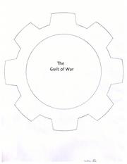 The Guilt of War title