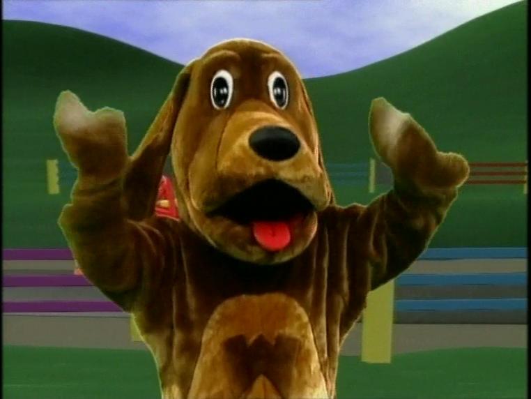 Wiggles Dog Name