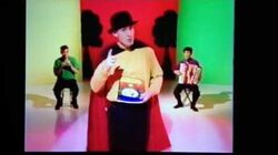 Magic Greg Sing A Song Of Polly 1993