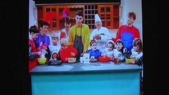 The Wiggles - Crunchy Munchy Honey Cakes 1994