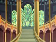 Alfea Main Stairs
